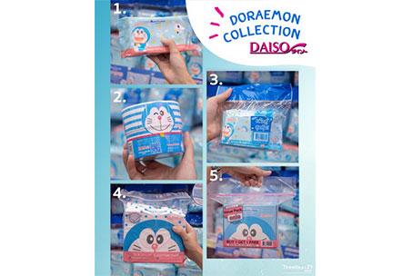 Doraemon Collection @Daiso