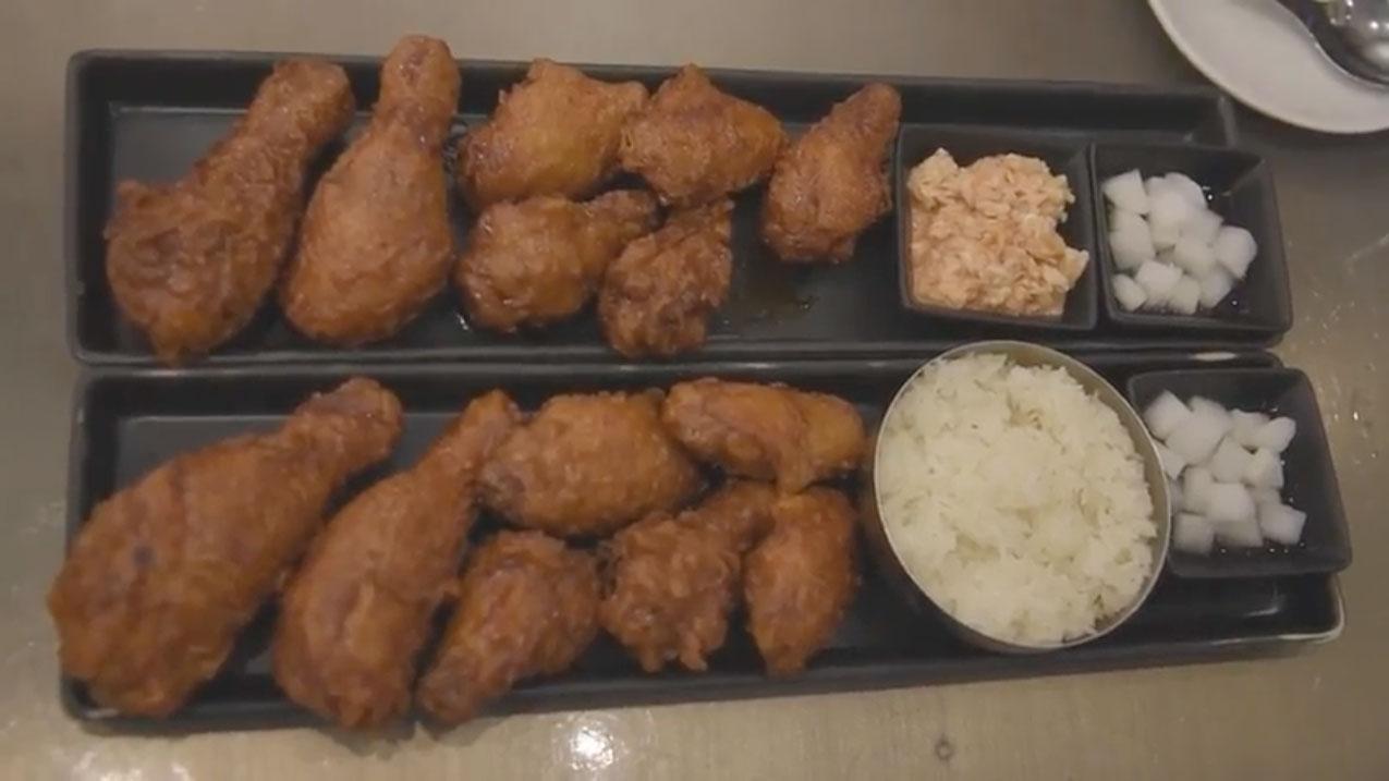 ไก่ทอดเกาหลีในตำนาน Bonchon !