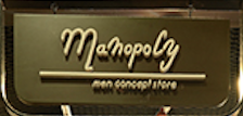 MANOPOLY MEN CONCEPT STORE