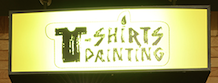 T-SHIRTS PAINTING