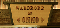 WARDROBE BY ONNO