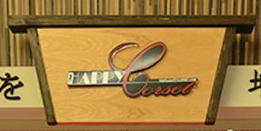 HAPPY CORSET