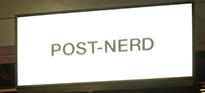 POST-NERD