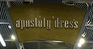 APOSTOFY' DRESS