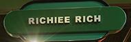 RICHIEE RICH