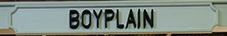 BOYPLAIN
