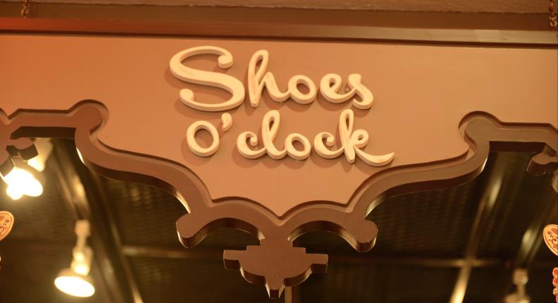 SHOE O'CLOCK