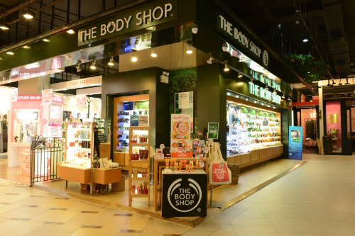 THE BODY SHOP - Shops | Terminal 21