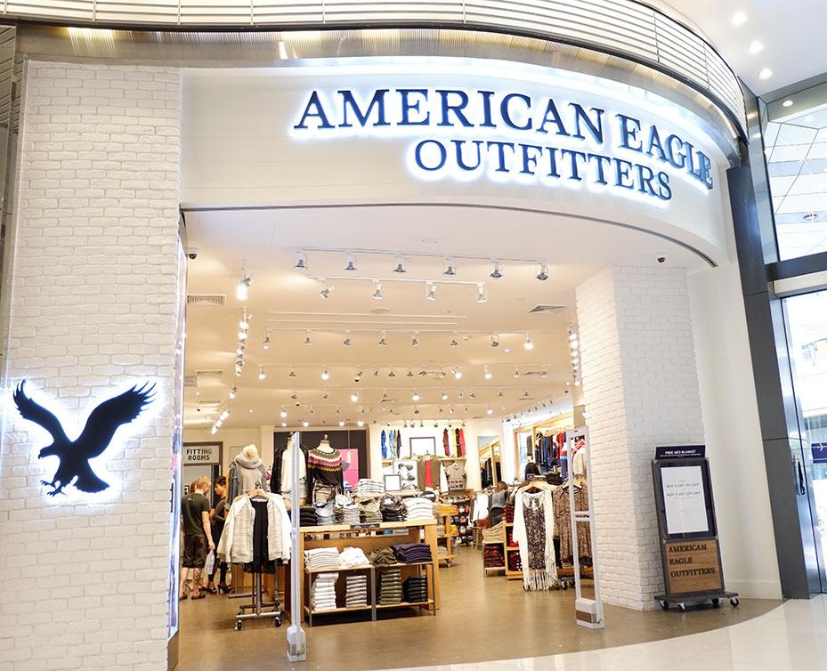 American Eagle - Shops | Terminal 21