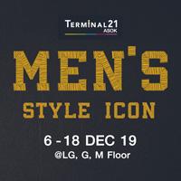 Men's Style Icon