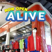เตรียมปักหมุดเลยจ่ะ กับร้านเปิดใหม่ ALIVE