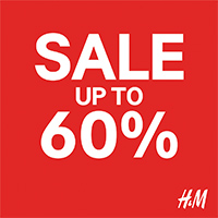 H&M MID SEASON SALE