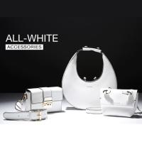 All White Accessories