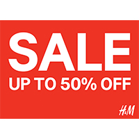 H&M MID of Season Sale