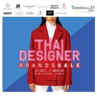 THAI DESIGNER BRAND SALE