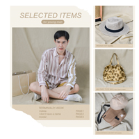 SELECTED ITEMS for young man