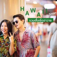 Hawaii Shirt รวมเสื้อเชิ๊ตฮาวาย